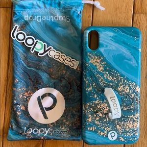 loopy case for iPhone XS Max.